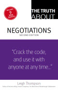 Truth about negotiatioins